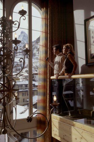 Suite of the Cervin Mont Palace