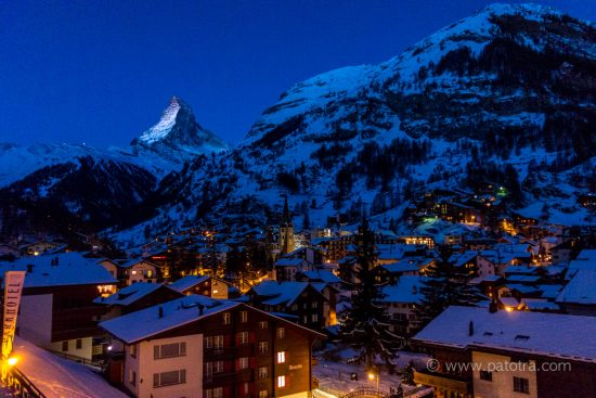 Zermatt Restaurants Tradition