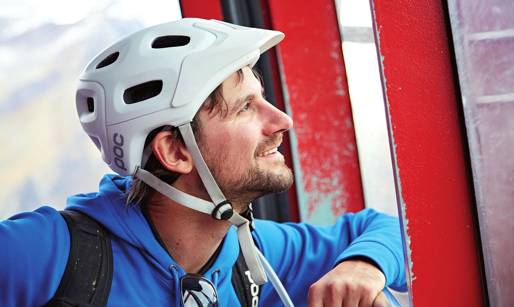 Mountainbiken in Zermatt mit Adrian Greiner von Bikeplan