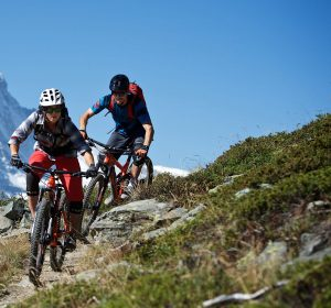 Mountainbike Paradies Zermatt