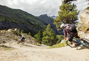 Mountainbike Trails in Zermatt