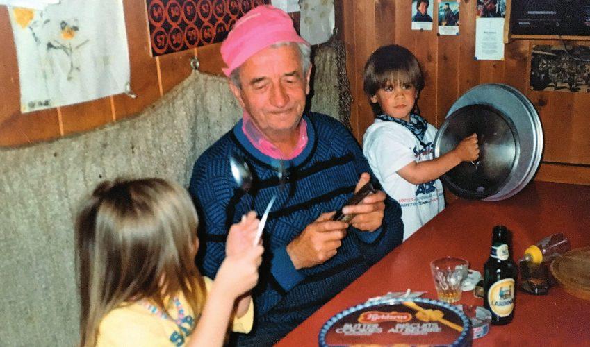 Taeschhuette Zermatt Alfons Lernen