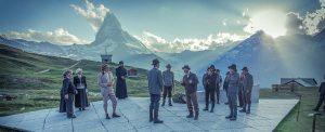 Theater Zermatt Freiluftspiele Romeo und Julia