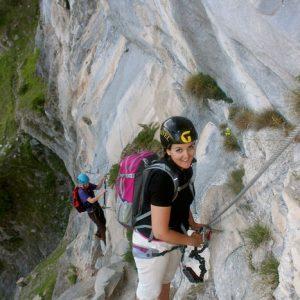 Klettern und Klettersteige in Zermatt