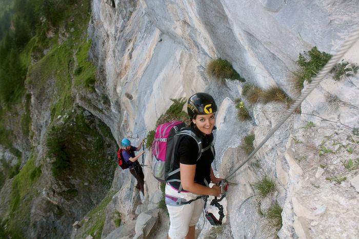 Klettersteig Zermatt : Klettersteig schweifinen in zermatt erlebnisbericht von pascal
