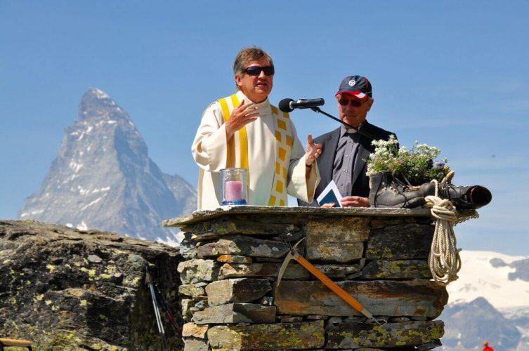 Swiss National Holiday in Zermatt: Bergmesse