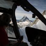Helikopter-Rundflug: Zermatt aus der Vogelperspektive
