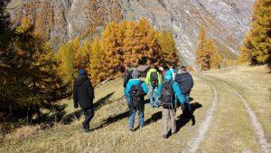 Mountainbiken in Zermatt auf Mountainbike Trails