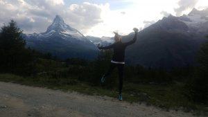 Zermatt running marathon Ultraks