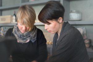 Die Gründer des Cafés (c) Homemade Café & Shop Zermatt