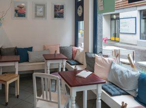 Stylisches Interior zum Wohlfuehlen (c) Homemade Café & Shop Zermatt