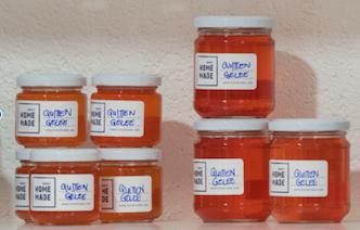 Hausgemachte Marmelade (c) Homemade Café & Shop Zermatt