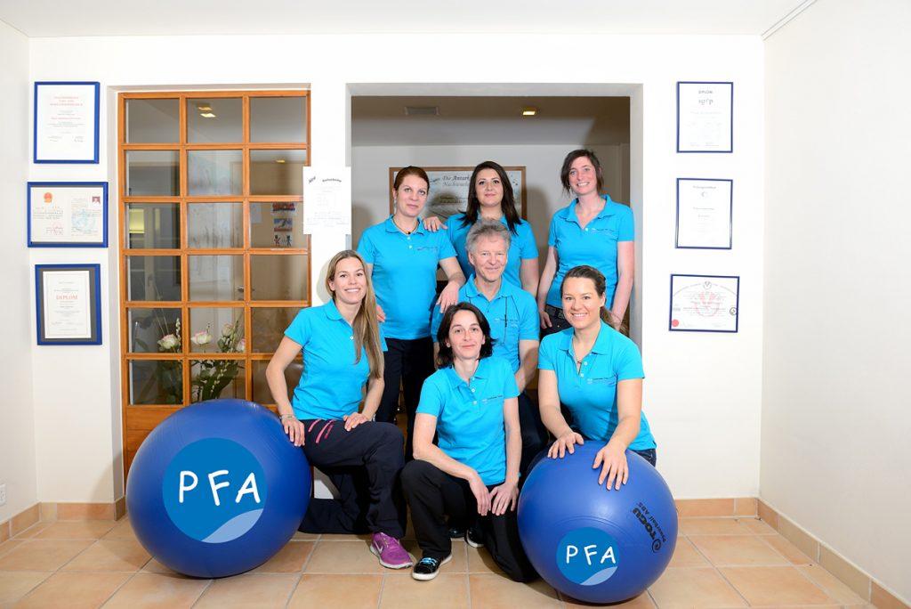 Team Physiotherapie Aufdenblatten