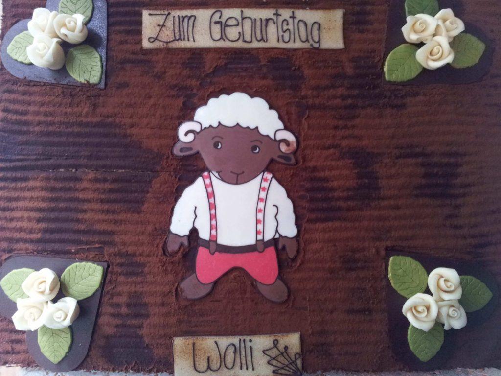 Schaeferfest Familien Veranstaltung in Zermatt