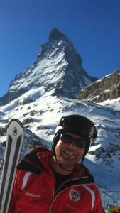 Ski instructor Zermatt Martin Hrejsa