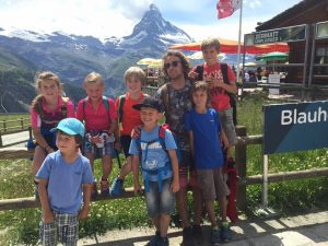 Camp Move it Zermatt