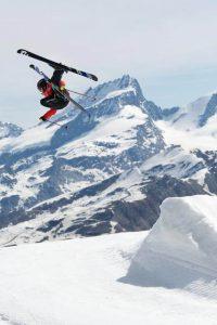 Skischool Zermatt Freestyle