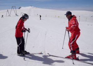 Summer ski school Zermatt