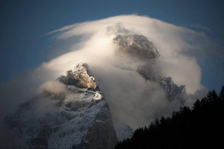 Windy Matterhorn