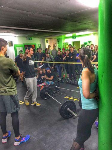CrossFit Zermatt - träningsanläggning