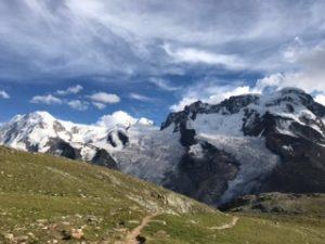 Wandern in Zermatt rund um das Matterhorn