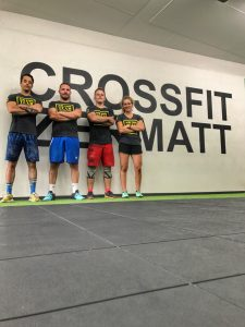CrossFit Zermatt fitnesscenter