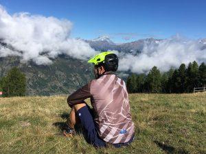 Swiss Epic mountain bike race in Switzerland Zermatt