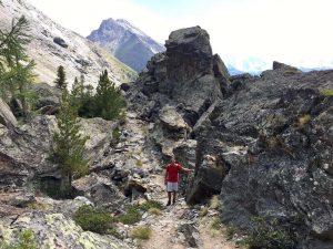Wandern in Zermatt auf dem Europaweg