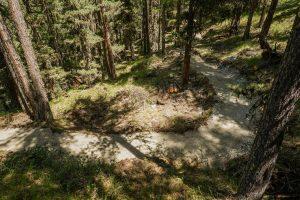 Mountainbike Trail Zermatt