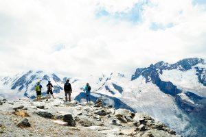 Gornergrat en Zermatt