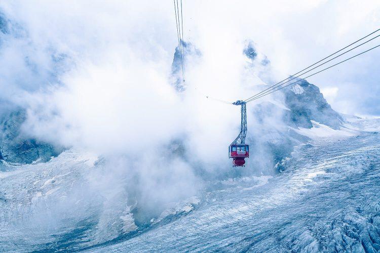 Matterhorn Glacier Paradise en Zermatt