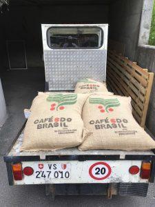 Arabica coffee beans for the coffee in Zermatt