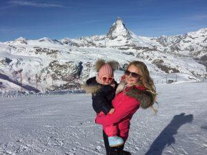 La vue sur Mont Cervin Matterhorn