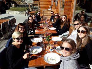 Kulinarik Wanderung Zermatt Horugüet