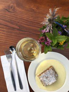 Kulinarik Wanderung Horugüet Zum See in Zermatt
