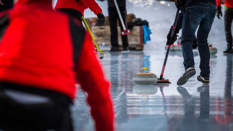 Horu Trophy Zermatt Curling Event
