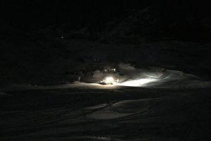 Iglu Dorf, Nachtansicht, Iglu Übernachtung