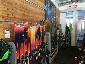 Ski-Neuheiten testen in Zermatt