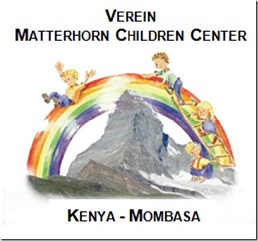 Logo, Matterhorn Children Center, Kinder, Regenbogen