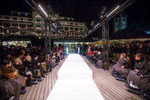 Zermatt Fashion Show mit Grand Brands der Modeszene