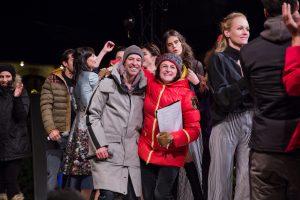 Erfolgreiche Fashion Show in Zermatt
