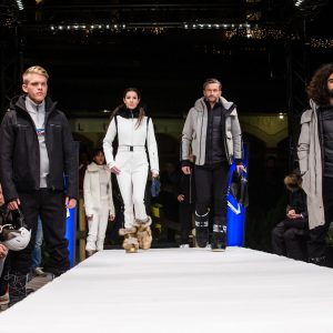 Grand Brand Fashion Show in Zermatt