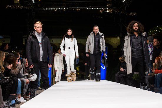 Grand Brand Fashion Show in Zermatt