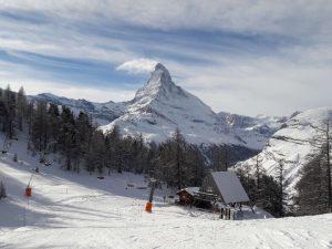 Skifahren mit Kindern in Zermatt