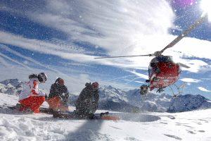 Ait Zermatt Rundflug mit Freeriden am Berg