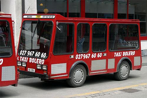 Zermatter Elektro Taxi