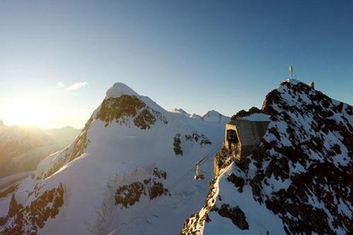 Glacier Paradise Matterhorn