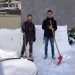 Heraus aus der Grossstadt - Leben in Zermatt