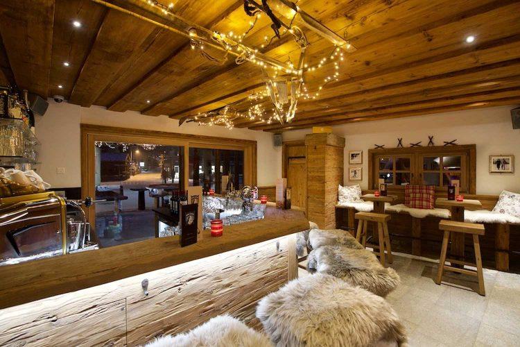 Après-Ski Innenansicht