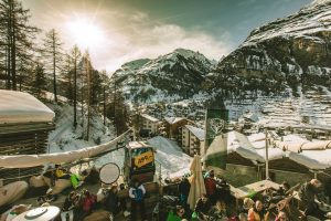 Après-Ski Außenansicht